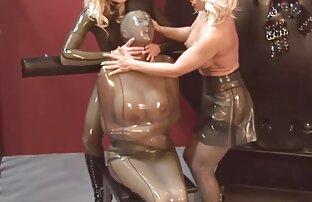 به کلیپ سکس خواهر نوبه خود ، جوجه ها در پوست خشک برده با strapon در الاغ و حرکت تند و سریع خروس وارونه